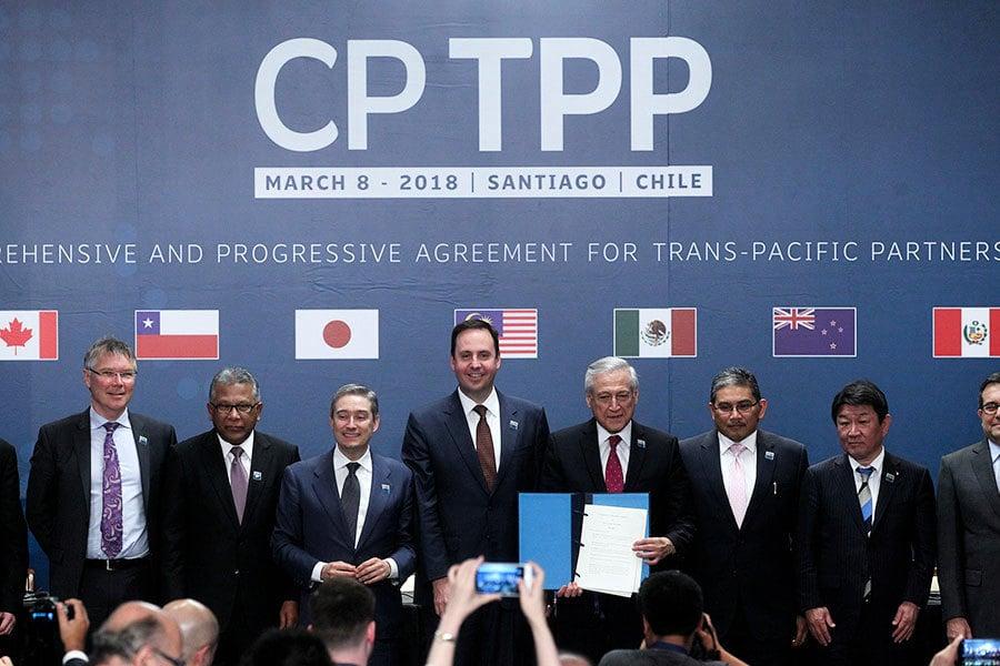 有更佳條件美才重返TPP 澳日:歡迎但要等