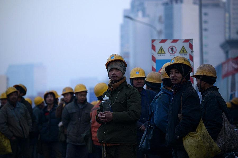 拒勞工保障入自貿協定 分析:中共拋棄工人