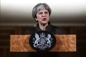 英首相:對敘利亞空襲既正確又合法