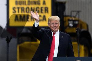 特朗普前謀士分析中期選舉對特朗普連任影響