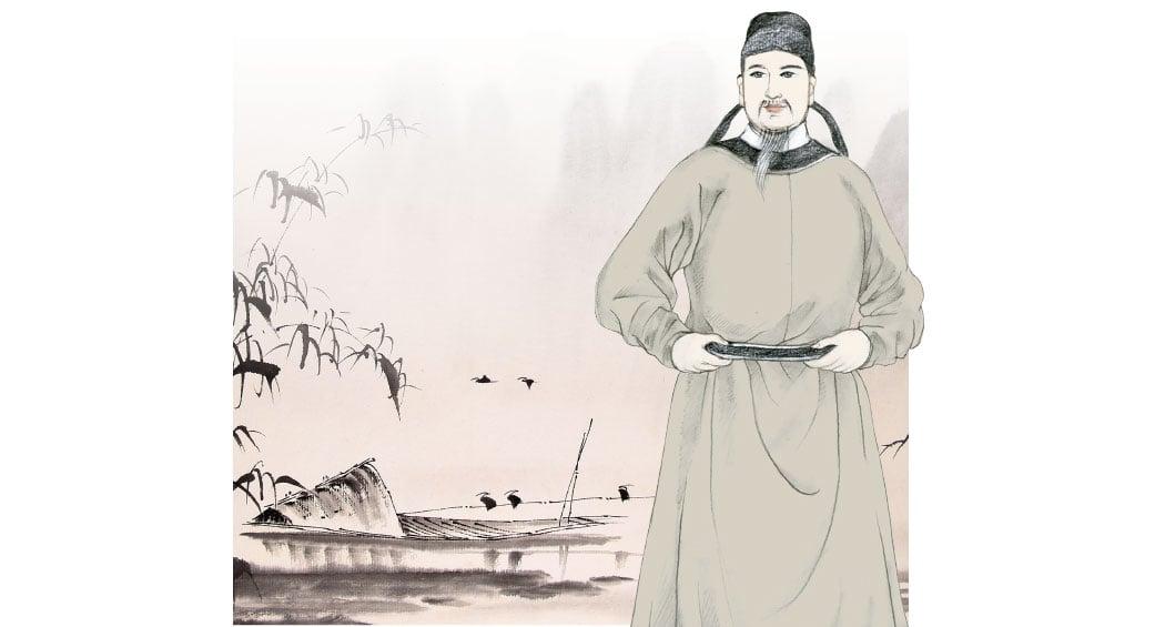 王勃插畫:素素