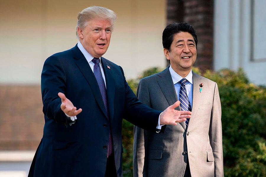 日本將提議貿易新框架 以期美國重返TPP