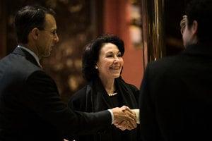 美國五個薪資最高的女性行政總裁