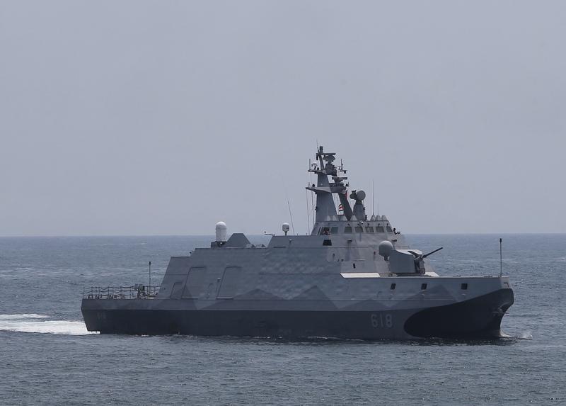 中共台海軍演 台國防部要求提升海陸空戰備