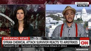 敘化武攻擊倖存者謝特朗普:您有一個寬大胸懷