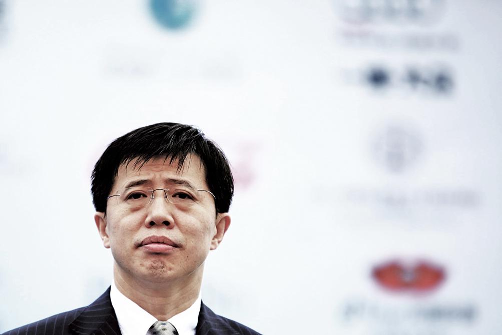 2014年2月18日,海南省副省長冀文林落馬,拉開海南官場被清洗的序幕。(大紀元資料室)