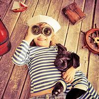 一個小男孩兒眼裡的世界有多詩意?