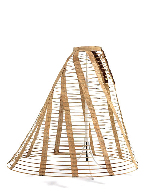 Crinolines(裙撐)。 (Crinoline/Wikicommon)