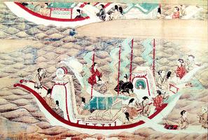 古代中日關係:  唐朝優待使團 遣唐使漢學造詣深厚