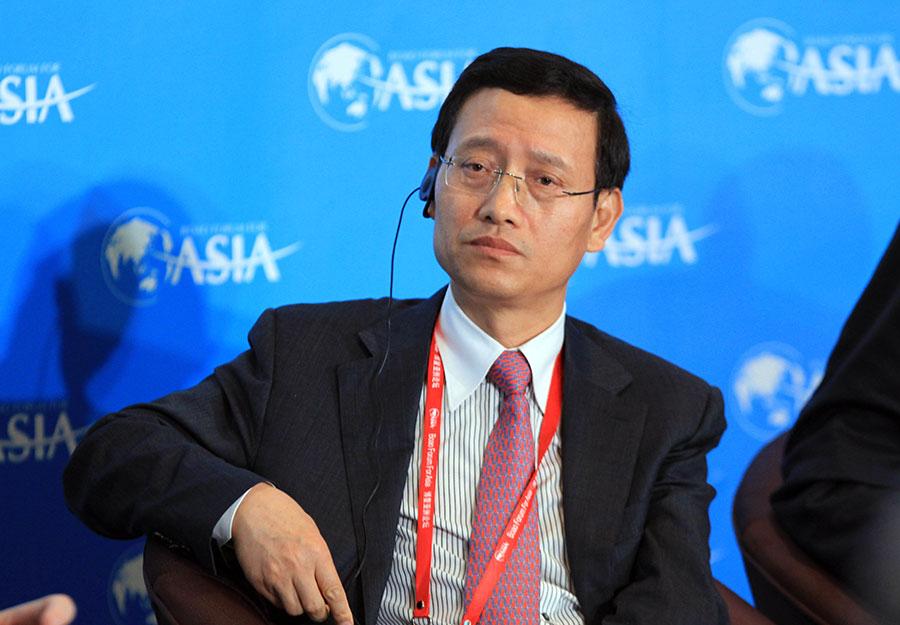 4月16日,中國人保集團總裁王銀成出庭受審。圖為資料圖片。(大紀元資料室)