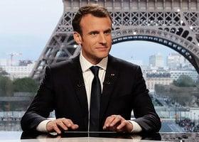 法國總統聲稱說服特朗普 美軍不撤離敘利亞