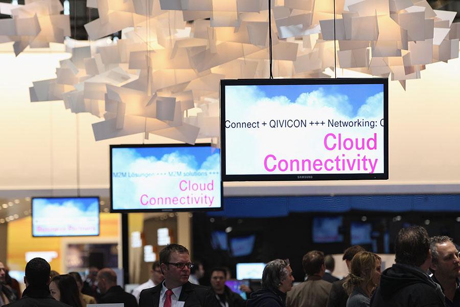 知情人士透露,由於中共限制美國雲計算及其它高科技業者進入中國市場,美國聯邦政府正在考慮反制措施,或有可能再發動新的301調查。(Sean Gallup/Getty Images)