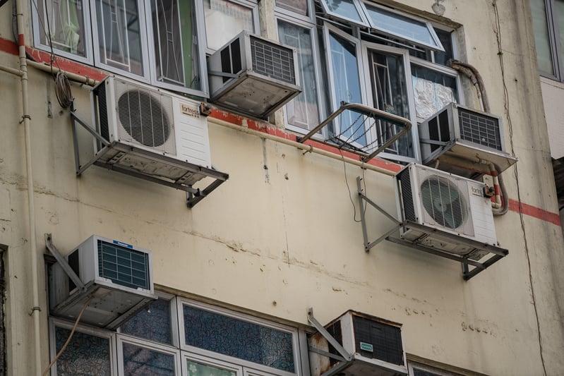 申訴專員公署主動調查後認為,食環署在跟進有關冷氣機滴水投投訴時,有5項不足之處。(申訴專員公署)
