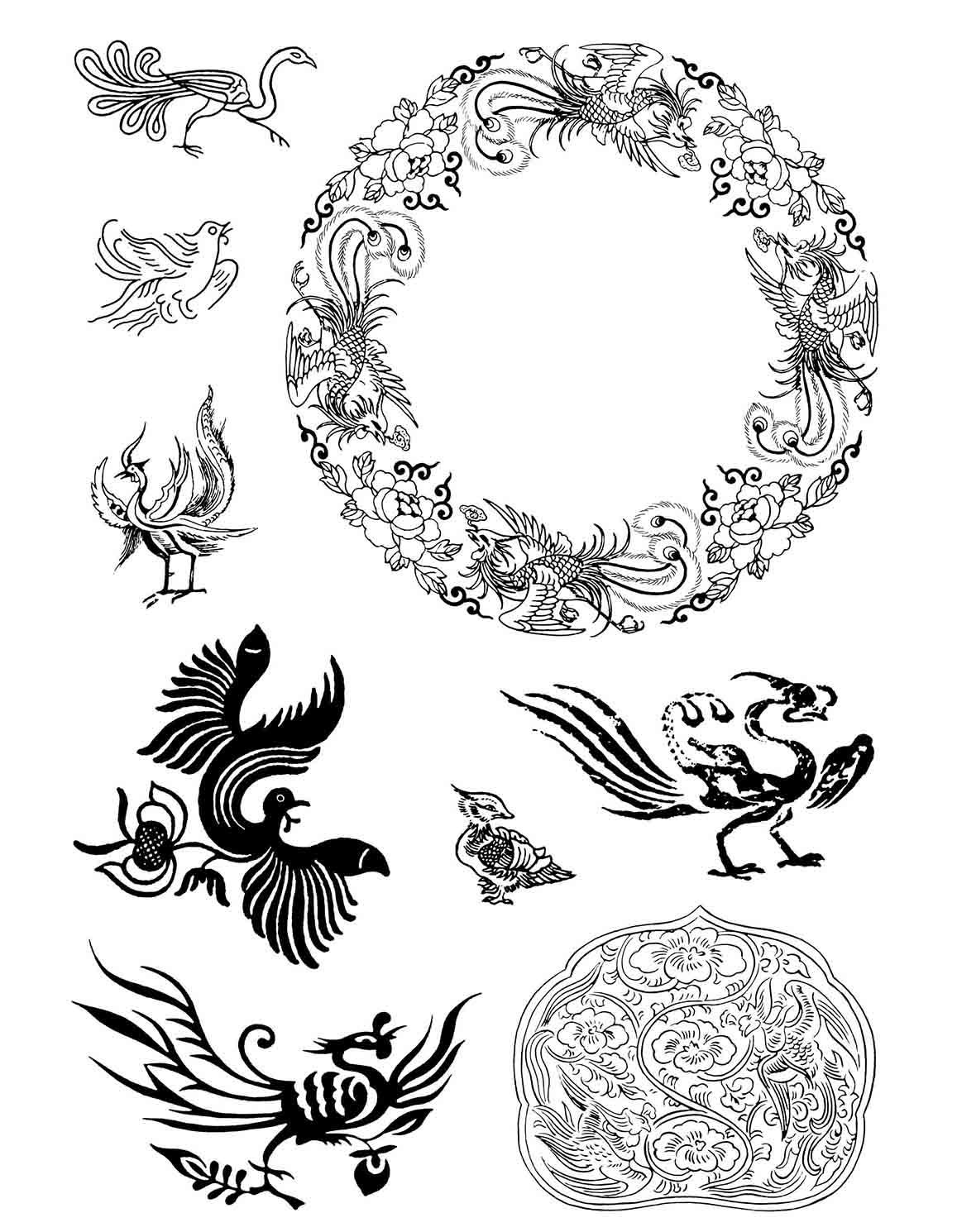 玄鳥(大紀元資料庫)