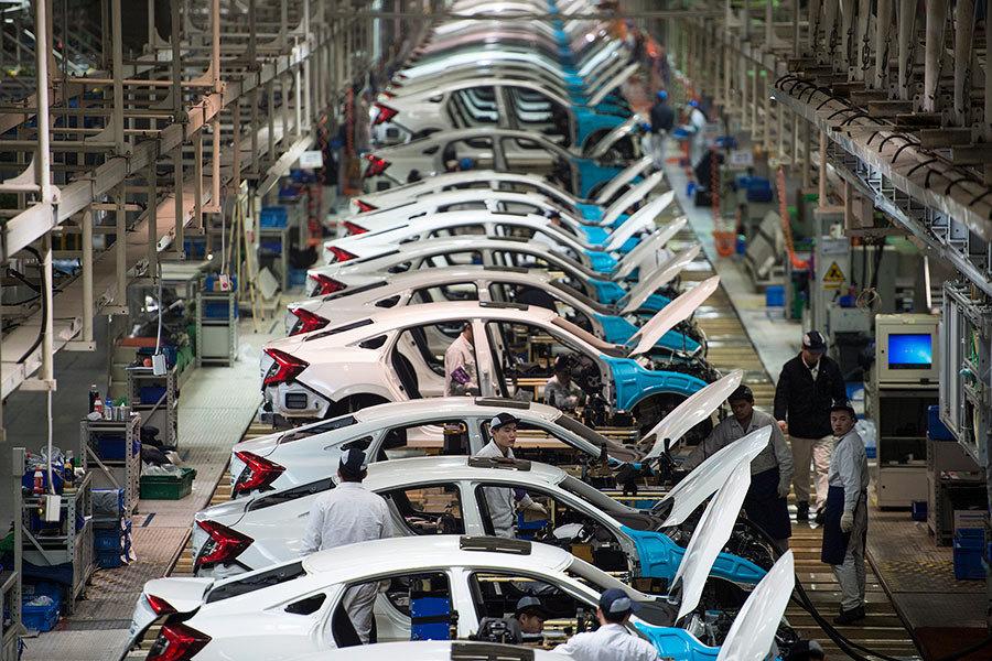 中共將廢汽車投資限制 白宮:貿易分歧或有解