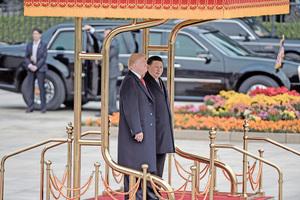 特朗普幫中國清算赤龍的錢囊