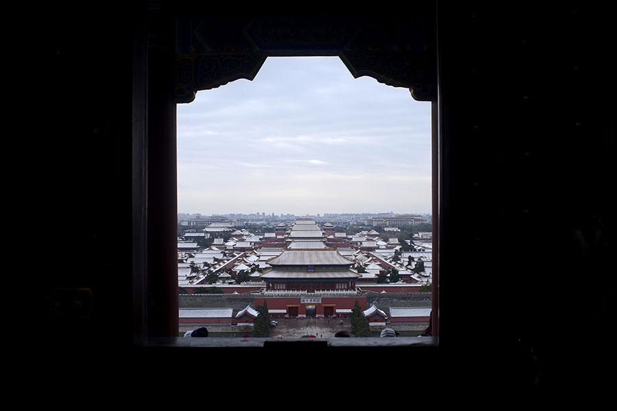 中共新一屆國家安全委員會周二(17日)召開,人事安排仍是迷。(WANG ZHAO/AFP/Getty Images)