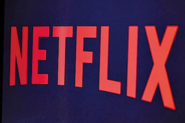 串流用戶新增50% Netflix盤後大漲6%