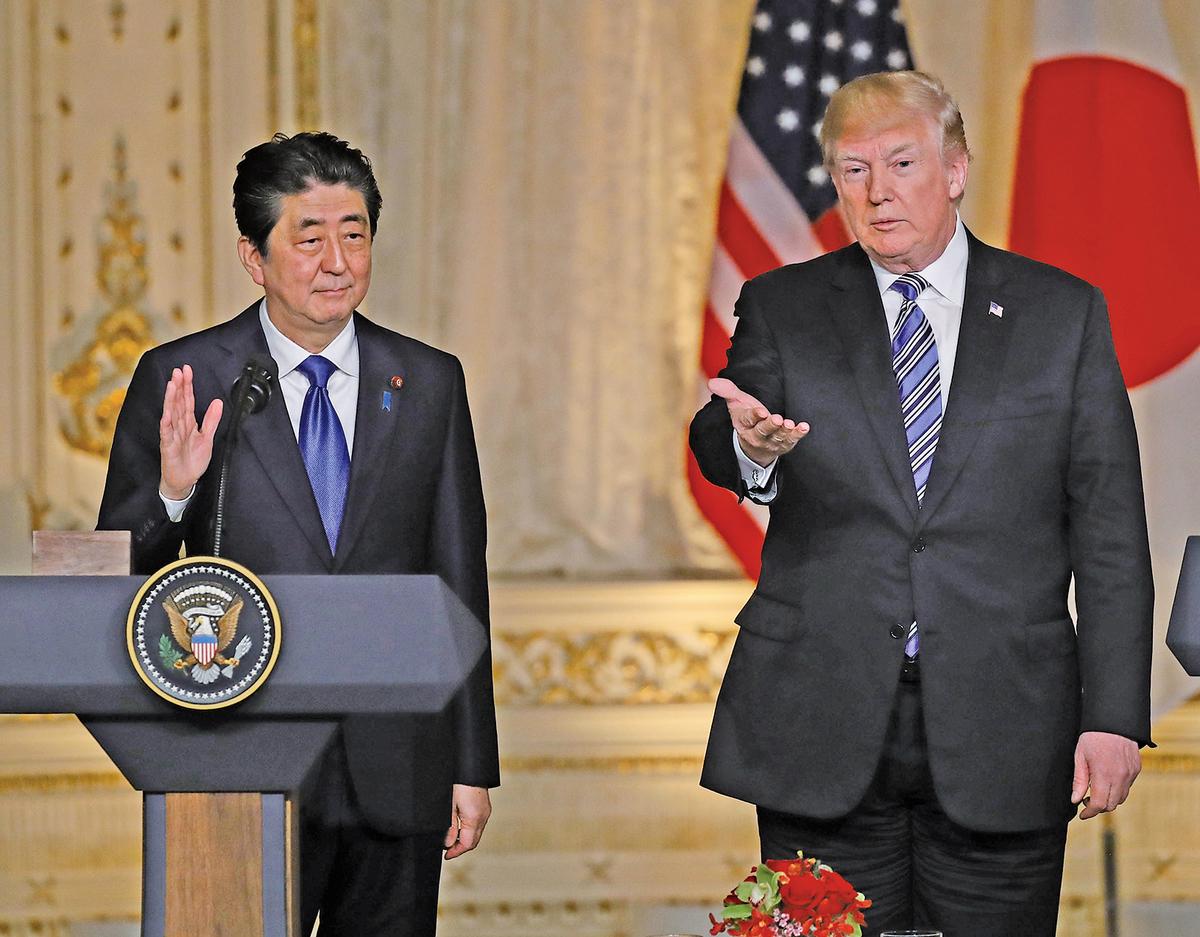 周三下午,美國總統特朗普表示,若預期特金會沒有成果,他不會同意召開。 (Getty Images)