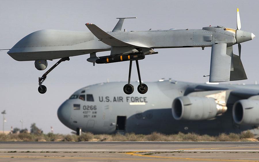 特朗普簽備忘錄促軍售 武裝無人機外銷放寬
