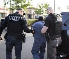 美ICE抓捕33侵害人權逃犯 4中國人赫然在列