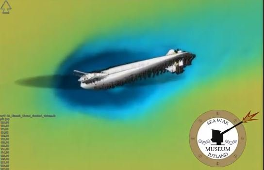 海上失蹤73年後 德二戰最先進潛艇被發現