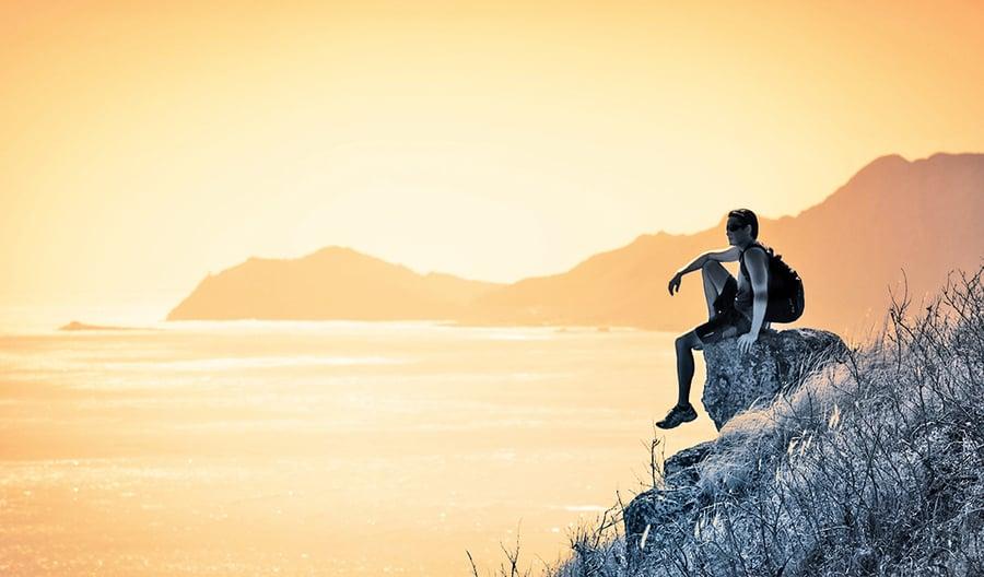 心靈隨筆:放下慾望回歸生命的永恆