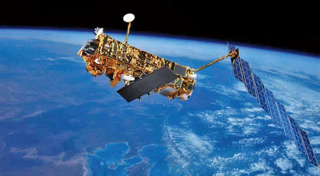 首顆清理太空垃圾測試衛星升空