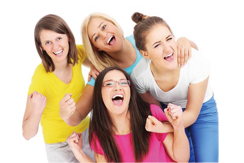 英國牛津大學的研究揭示,擁有很多朋友能促使體內分泌內啡肽,其止痛效果比嗎啡還好。(Fotolia)