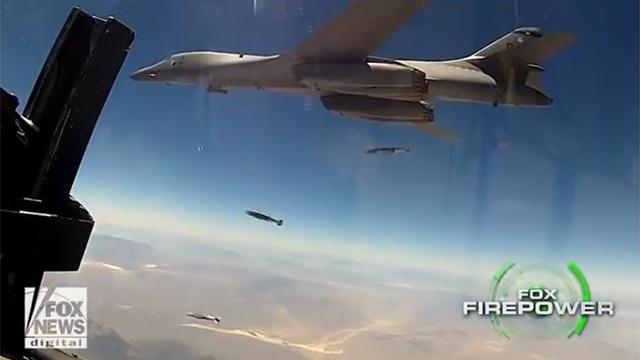 這是一種「智能」導彈,可檢測並摧毀目標。敵方可試圖發動電子戰來保護他們的軍艦,但仍無法阻擋這種導彈的來襲和摧毀力。(視像擷圖)