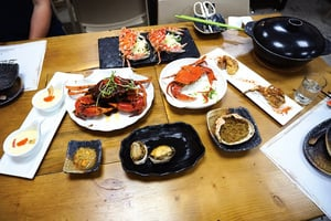 【米芝Gi周記】沙田大排檔全蟹宴