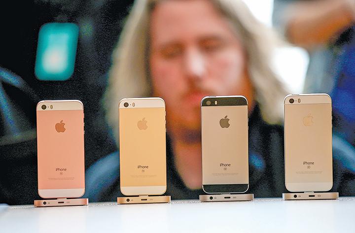 歐亞經濟委員會文件顯示 蘋果或下月發佈新一代iPhone SE