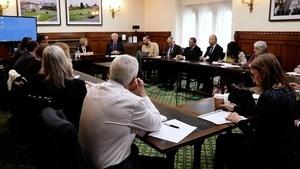 英議員召開反中共強摘器官會議 各界聲援