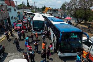 中美洲大篷車千人逼近 特朗普指示國土部攔阻