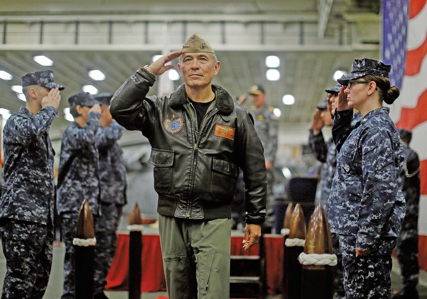 多家媒體引述消息人士稱,特金會前夕,特朗普計劃提名海軍上將哈里斯,為美國駐南韓大使。哈里斯是出了名的對華鷹派人物。(Getty Images)