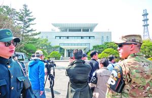文金會流程出爐 韓朝跨境採訪