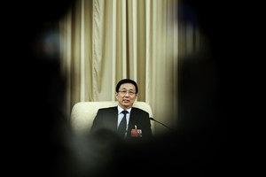 陳思敏:韓正接手港澳工作 面臨選擇