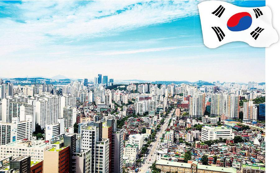 韓商業用房地產交易 三月創新高