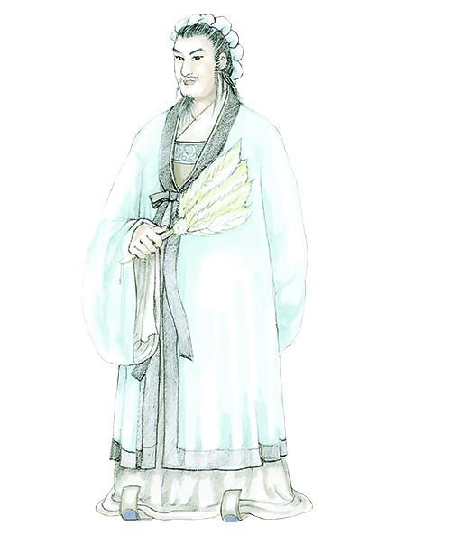 諸葛雄辯 鏖戰群儒