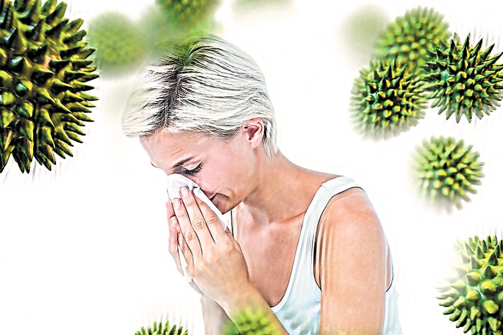 我們身體的免疫系統可以抵抗病菌、病毒、寄生蟲等各種污染物質,守護著我們身體的健康,他們就像是守護身體健康的軍隊一般。(shutterstock)