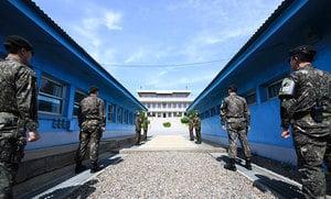 兩韓首腦峰會 板門店再成全球焦點