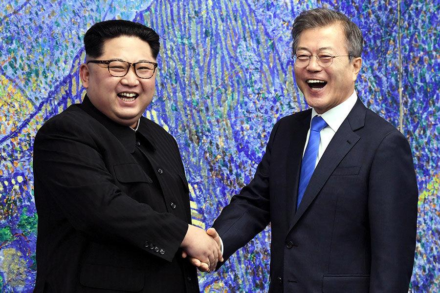 兩韓會談 台專家:為特金會累積籌碼