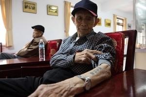 韓戰反共來台老兵 談經歷的大時代故事