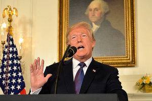 美媒:特朗普重塑美國外交 世界以他為軸心轉