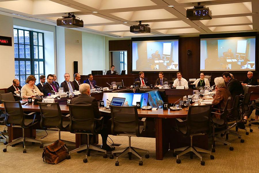 4月24日加拿大國會外交委員會舉辦聽證會,聽證主要聚焦在中共統治下的種種問題,以及對加拿大的影響,從法治缺失、滲透西方到強摘器官等。(任僑生/大紀元)