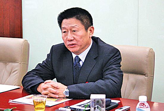 深圳前政法委書記蔣尊玉受審
