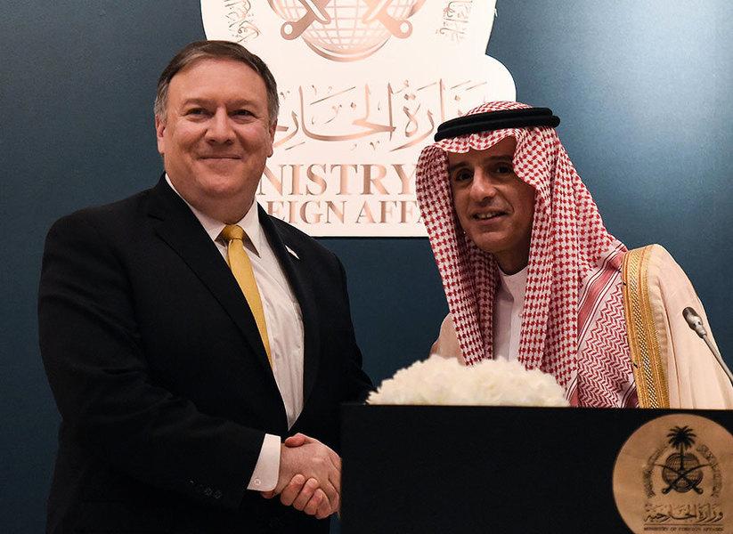 新國務卿訪中東 爭取盟國齊力遏制伊朗