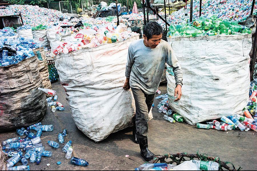 中共再禁32種洋垃圾的背後