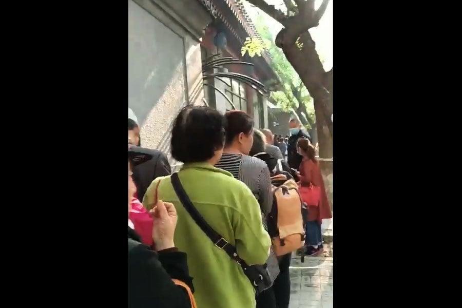 中共信訪部門造假 為清倉見底撤銷訪民冤案