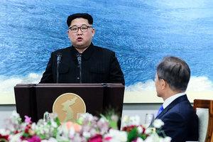 金正恩稱願意徹底無核化 美主張「利比亞式」
